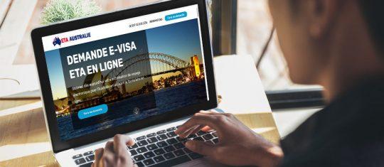 Voyage en Australie visa ETA en ligne