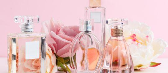 Coffrets parfums