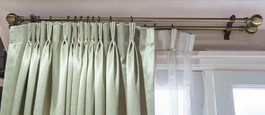 Le bon modèle de rideau