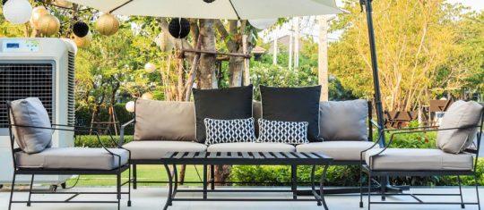choix mobilier de jardin