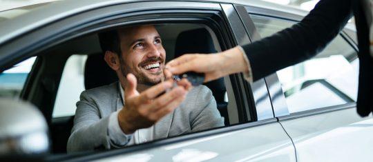 Annonces de voitures d'occasion