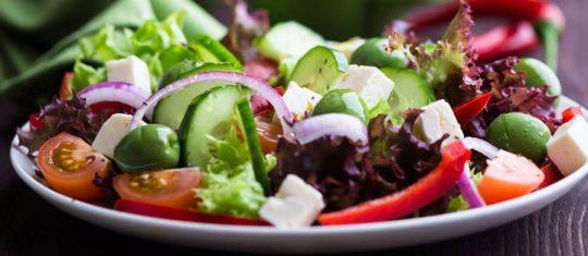 salade à emporter