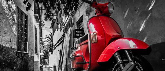 Achat de scooter à Paris